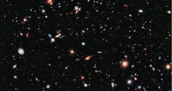 La NASA publica la imagen más detallada del universo - foto-del-universo