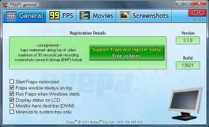 Captura la acción de tus videojuegos de PC con FRAPS