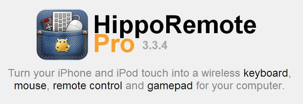 HippoRemote te ayuda a controlar tu PC desde tu smartphone - hipporemote