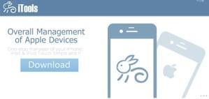 Gestiona la música, aplicaciones, libros y fotos de tu iPhone con iTools