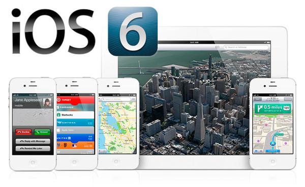 ios 6 novedades ¿Que funciones de iOS 6 soporta tu dispositivo Apple?