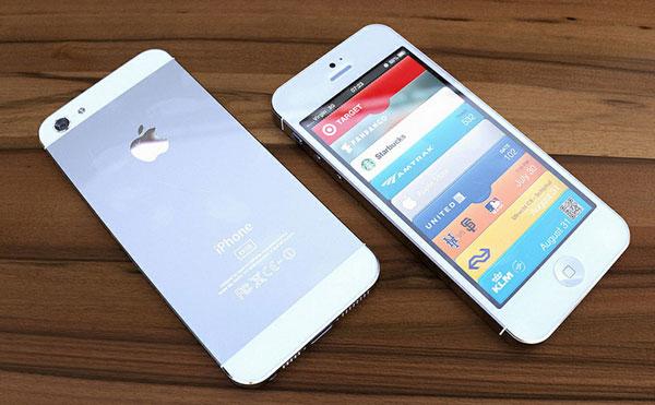 Estos son los eventos de septiembre para Apple, HTC, Motorola y Nokia - iphone-5-blanco