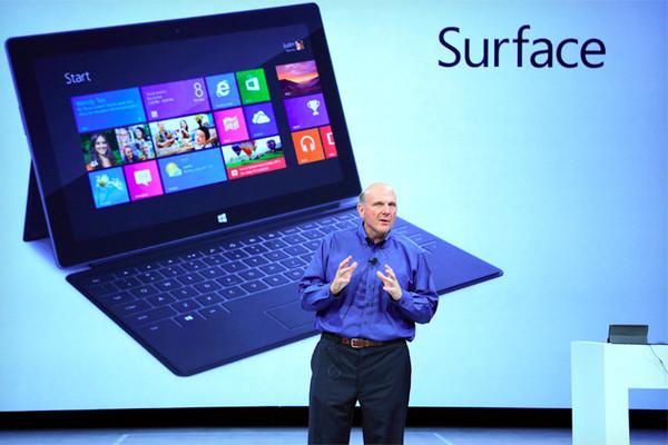 Empleados de Microsoft recibirán una Surface RT, un Windows Phone 8 y una PC con Windows 8 - microsoft-ceo-steve-ballmer