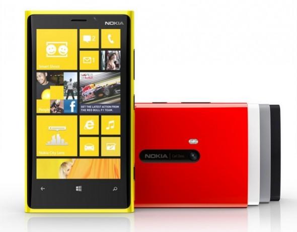 nokia lumia 920 590x460 Es presentado el nuevo Nokia Lumia 920 con Windows Phone 8