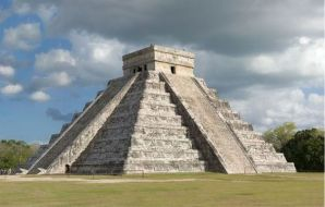 Breve historia de la pirámide de Chichen Itzá