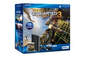 Sony presenta una versión mas ligera de la PlayStation 3 - ps3-uncharted3-system-large