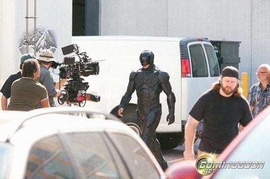Así se verá el remake de Robocop para el 2013 - robocop