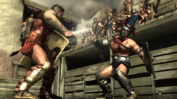 Spartacus Legends, juego Free-to-play para PSN y Xbox Live Arcade - spartacus-legends