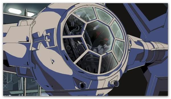 Star Wars Anime, video animado hecho por fans - star-wars-anime