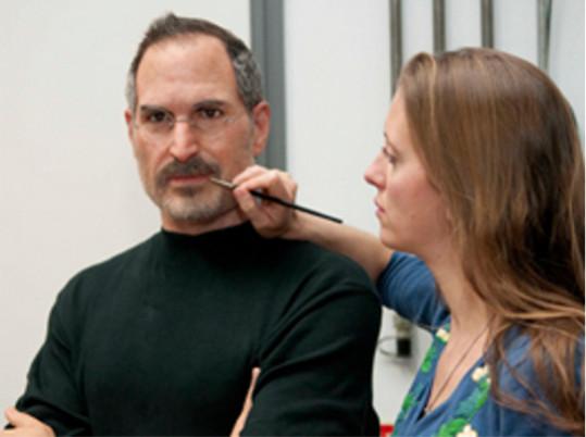 Crean en Hong Kong figura de cera de Steve Jobs en el museo Madame Tussauds - steve-jobs-de-cera