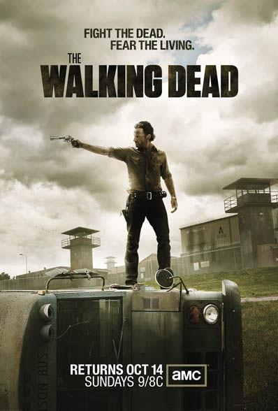 """Revela AMC póster de la tercera temporada de """"The Walking Dead"""" - tercera-temporada-the-walking-dead"""