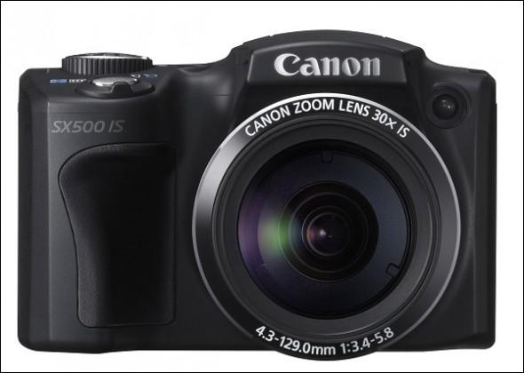 Canon SX500 SX160 1 590x420 Canon presenta en México su renovada línea de cámaras Powershot