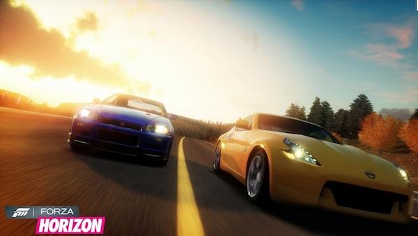 Forza Horizon presenta su nuevo y electrizante tráiler - Forza-horizon-trailer