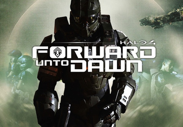 Disponible el primer episodio de la serie televisiva de Halo 4 - Halo-4-Forward-Unto-Dawn