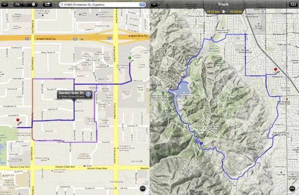 Mapas+ una buena alternativa para los Mapas en iOS 6 - Mapas-plus-ios