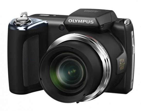 Olympus presenta la nueva cámara SP-620UZ con su Ultra Zoom - Olympus_SP-620UZ-580x459