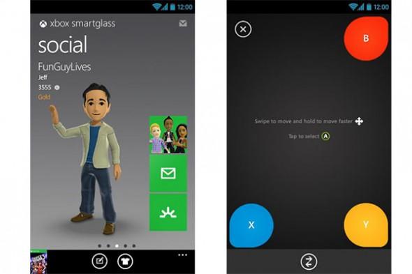 Microsoft lanza Smart Glass para Android - Smartglass-app-590x393