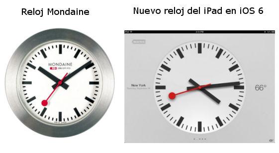 Sistema ferroviario Suizo y Apple llegan a un acuerdo para utilizar sus relojes en el iPad - acusa-ferroviaria-suiza-a-apple