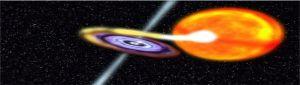 Descubren agujero negro en nuestra galaxia