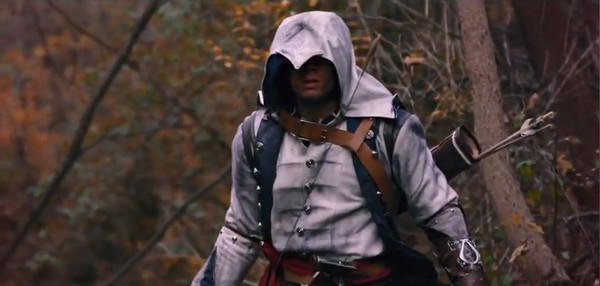 assassins creed 3 rebel blades Excelente corto no oficial de Assassins Creed 3