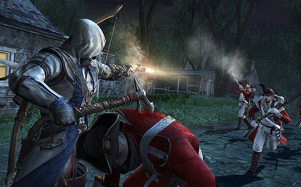 Tráiler de Assassin's Creed 3 nos muestra las armas de Connor, el nuevo Asesino - assassins_creed_3