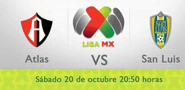 Atlas vs San Luis en vivo, Liga MX (Apertura 2012) - atlas-san-luis-en-vivo-apertura-2012
