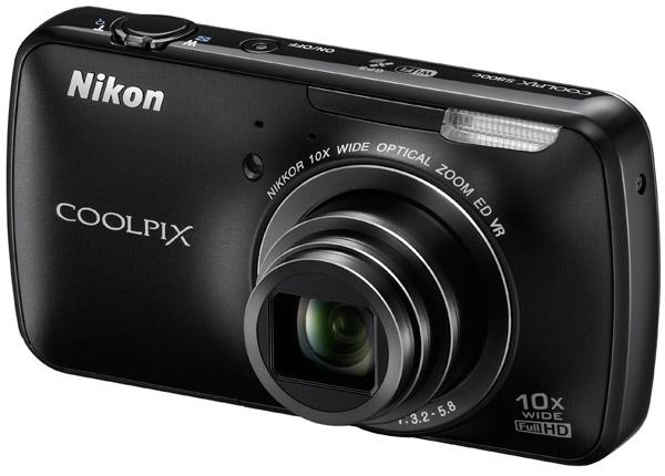 Disponible en México la cámara de Nikon que lleva Android en sus entrañas, la COOLPIX S800c - coolpixs800cnikon