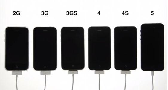 Test para saber cual iPhone enciende primero [Video] - cual-iphone-enciende-primero