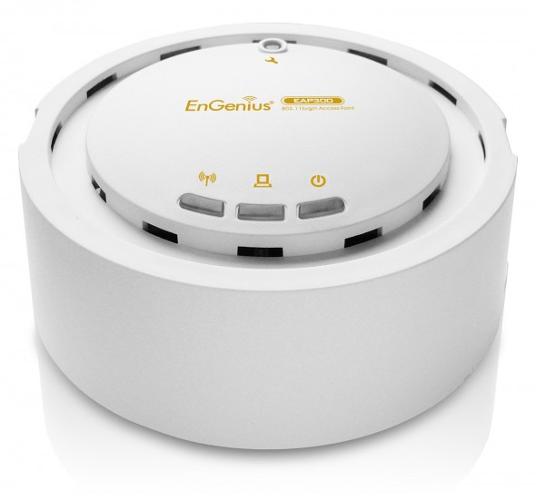 EnGenius Access Point EAP300 [Reseña] - eap300-590x551