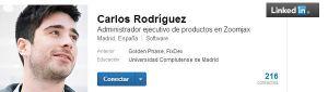LinkedIn presenta su nuevo diseño con un nuevo perfil de usuario