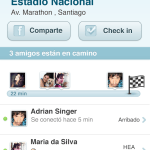 Se presenta Waze 3.5 que mejora la forma de conducir en comunidad - friends-on-the-way_ES_640x1136