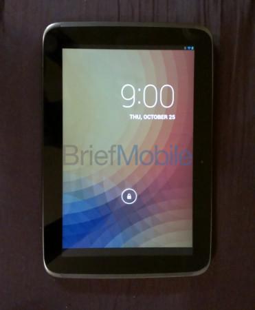 google nexus 10 Google Nexus 10 se filtra y Samsung será el fabricante