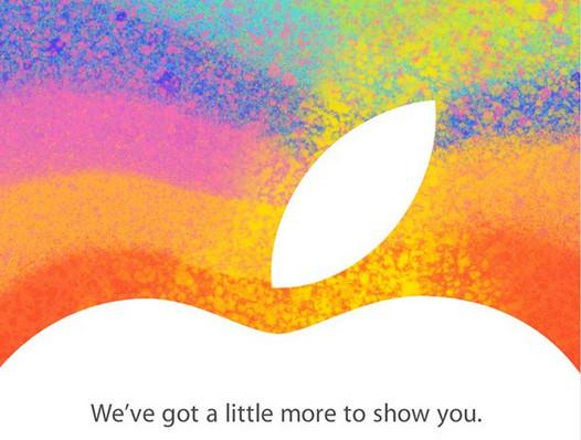 Apple confirma evento donde sería presentado el nuevo iPad Mini - ipad-mini-invitacion