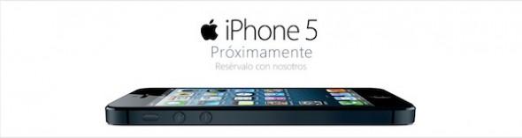 iPhone 5 en México la primera semana de noviembre con Telcel, Iusacell y Movistar