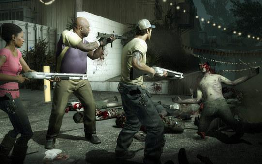 Left 4 Dead 2 gratis este fin de semana para Windows y Mac en Steam - left-4-dead-2-steam