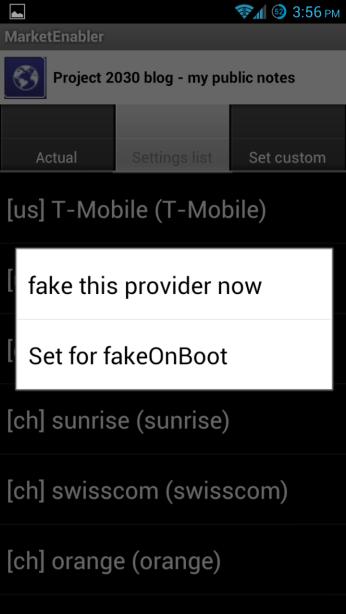 Descargar aplicaciones que no están disponibles en la Play Store de tu país con Market Enabler - market-enabler-3