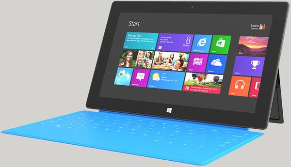Microsoft Surface RT oficializa su precio en 499 dólares sin el teclado - microsoft-surface-rt