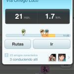 Se presenta Waze 3.5 que mejora la forma de conducir en comunidad - navigation-resulet-trip-server_640x1096_LATAM