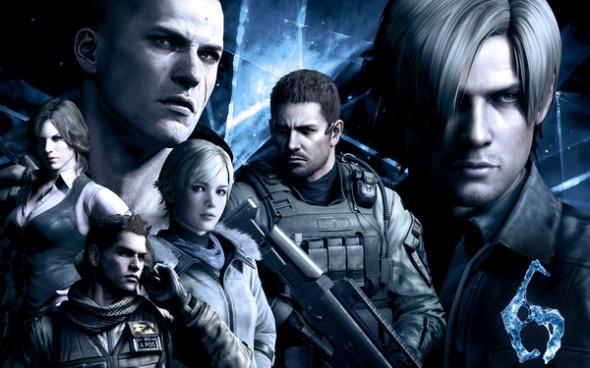 resident evil 6 590x368 FIFA 13 y Resident Evil 6 exitosos en ventas a pesar de problemas y críticas