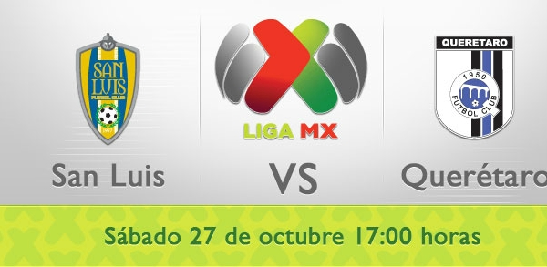 San Luis vs Querétaro en vivo, Liga MX (Apertura 2012) - san-luis-queretaro-en-vivo-apertura-2012