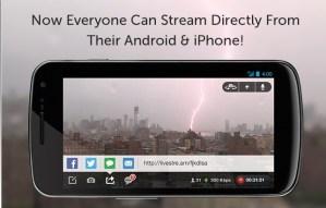 Sigue en vivo la cobertura de Sandy a través de Livestream #Sandycam