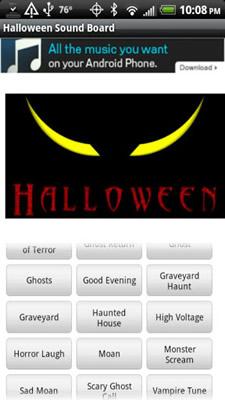 Apps de Halloween y Día de muertos para tu Smartphone - sonidos-halloween-android