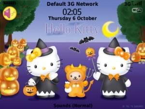 Apps de Halloween y Día de muertos para tu Smartphone - temas-blackberry-halloween