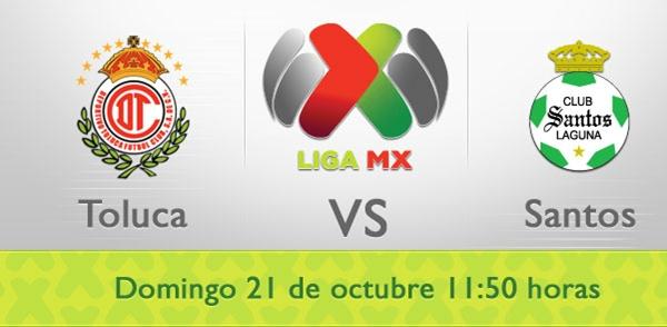Toluca vs Santos en vivo, Liga MX (Apertura 2012) - toluca-santos-en-vivo-apertura-2012