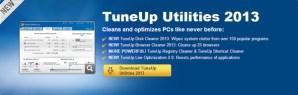 TuneUp Utilities 2013 es presentado y permite limpiar tu equipo hasta 6 veces mas a fondo