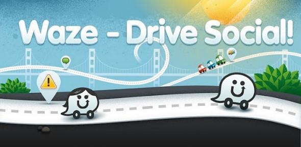 Se presenta Waze 3.5 que mejora la forma de conducir en comunidad - waze-drive-social-590x288