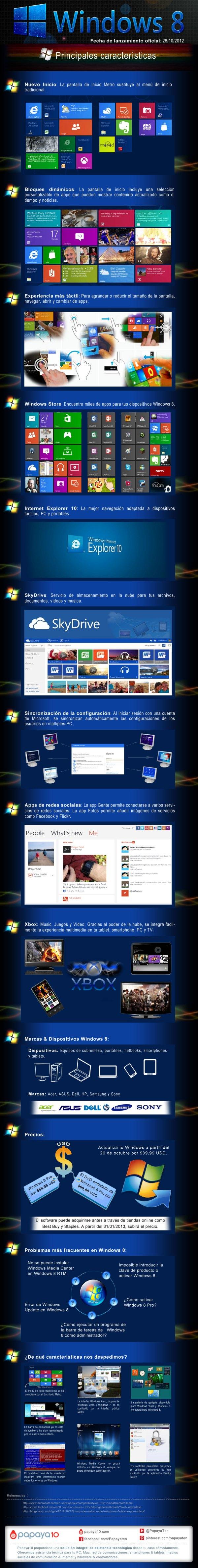 Las principales características de Windows 8 [Infografía] - win8-spanish