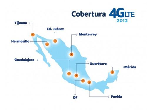Telcel lanza su red 4G LTE en conferencia de prensa - Cobertura-4G-LTE-2012-500x376