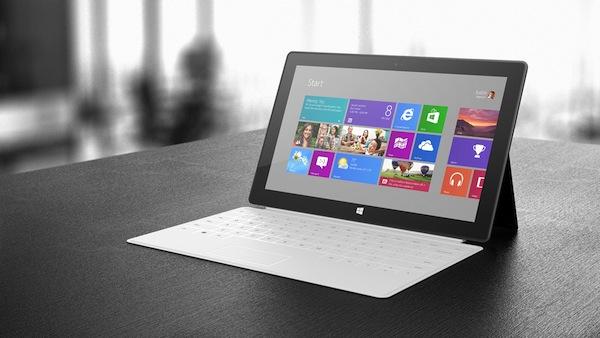 Microsoft dará soporte de cuatro años a Windows RT - Microsoft-Surface-soporte