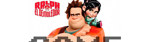 Ralph el Demoledor, una película que ningún videojugador se puede perder